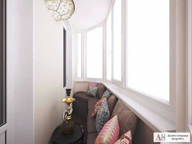 диван на балкон п 44 т