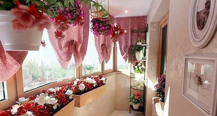 самый крутой дизайн интерьера балкона