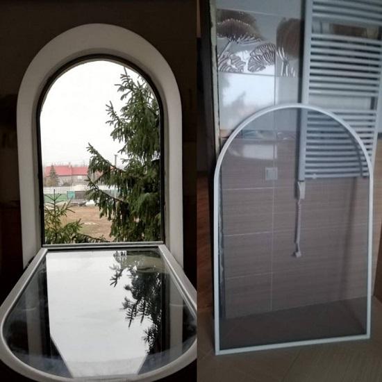 москитная сетка на арочное окно