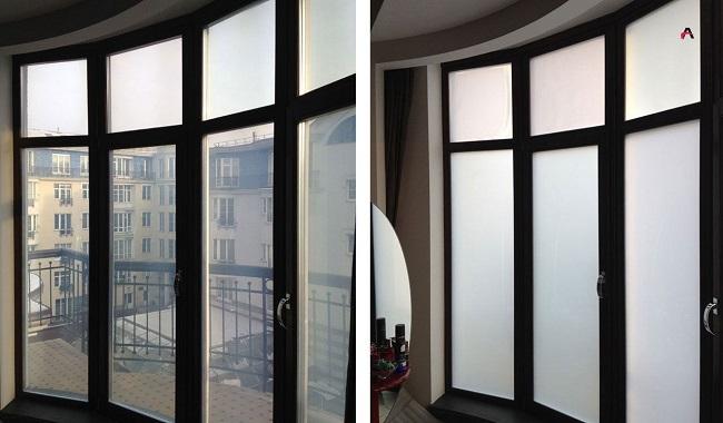 окна переменной прозрачности