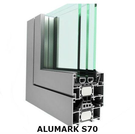 Профильная система Alumark s70