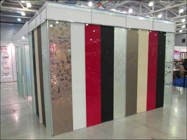 виды панелей для стен