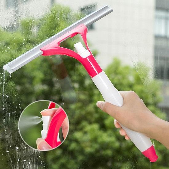 скребок с резинкой для мытья окон