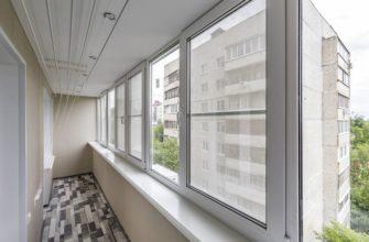 теплое остекление для балконов и лоджий