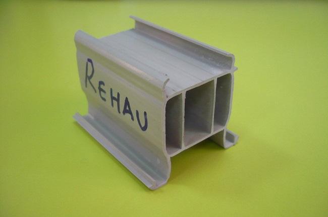 подставочный профиль для окон пвх rehau