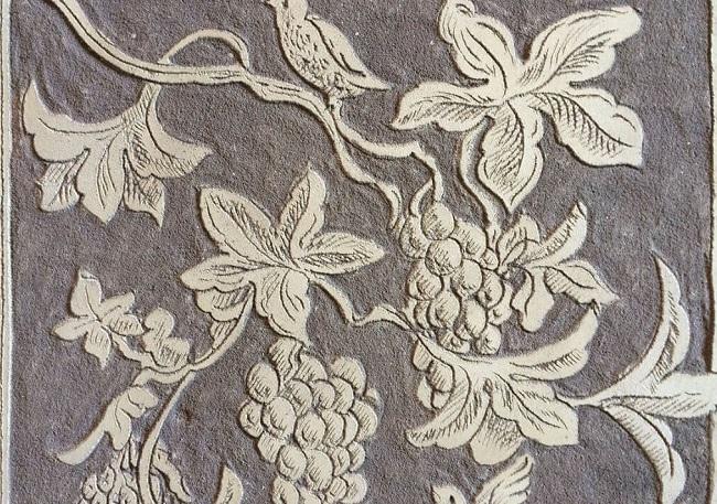 Сграффито для декоративной штукатурки