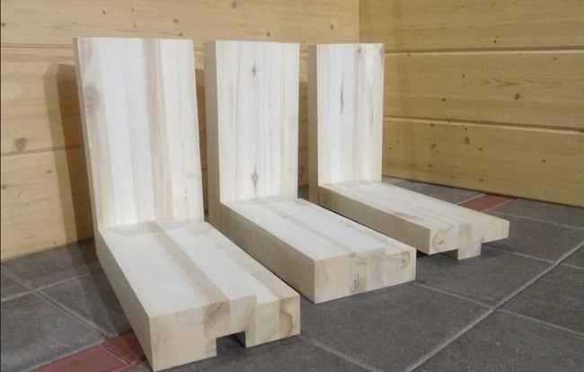 обсады для деревянного дома