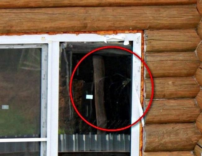 установка окна в леревянном доме без окосячки