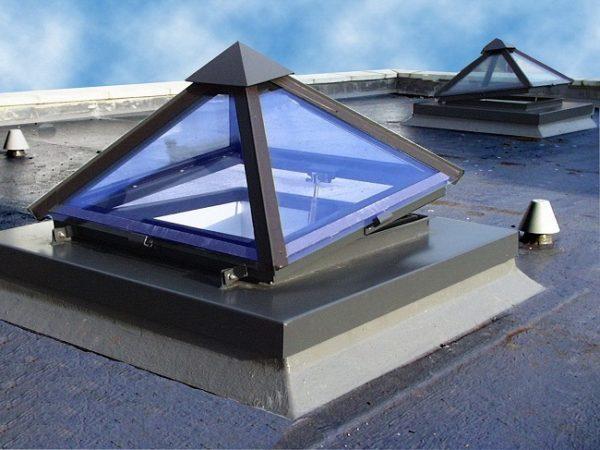 точечные зенитные фонари