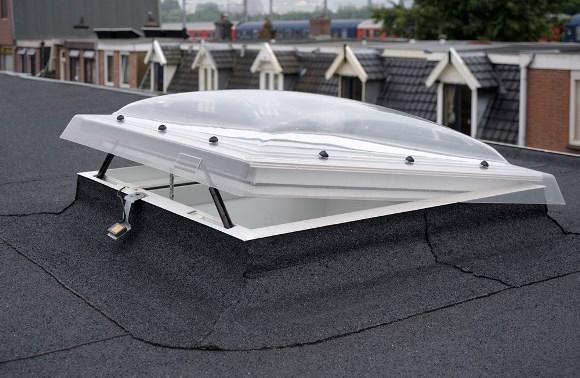 гидроизоляция зенитного фонаря