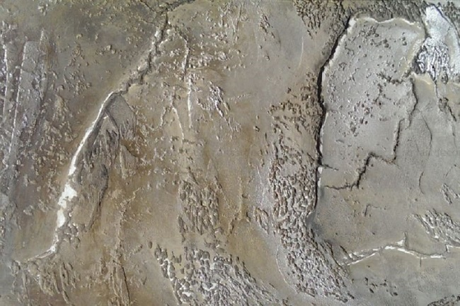 фактурная штукатурка под камень