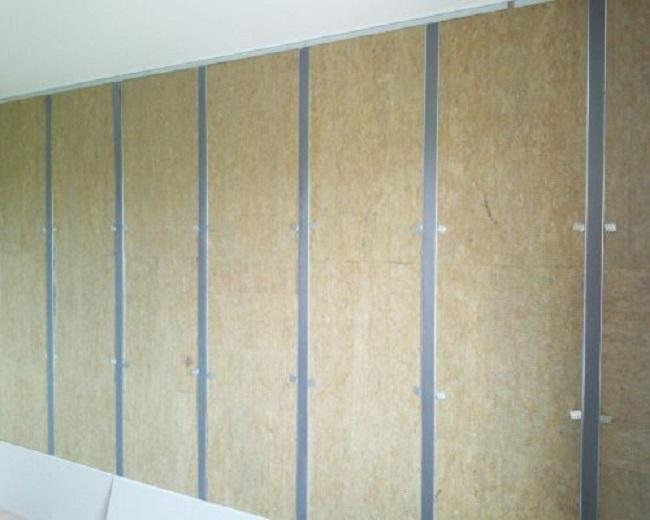 шумоизоляция стен в квартире минватой на каркас