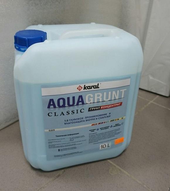 Aura Koncentrat AquaGrund