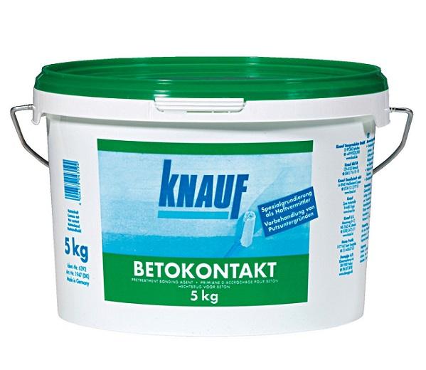 Бетон - Контакт фирмы Кнауф
