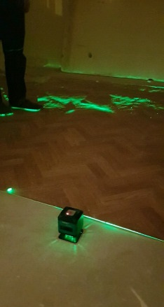 лазер для полимерного пола