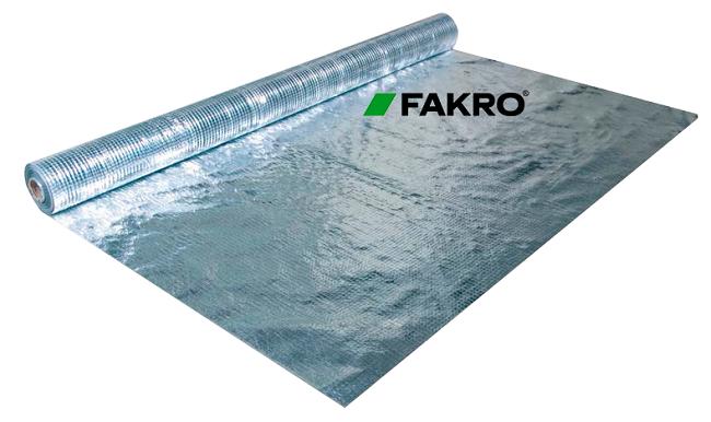 Фольгированная пароизоляционная мембрана для стен