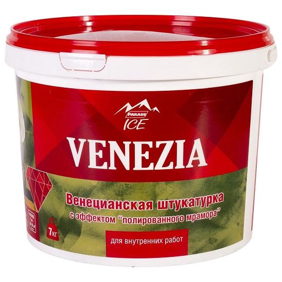 Венецианская штукатурка Ice Venezia'
