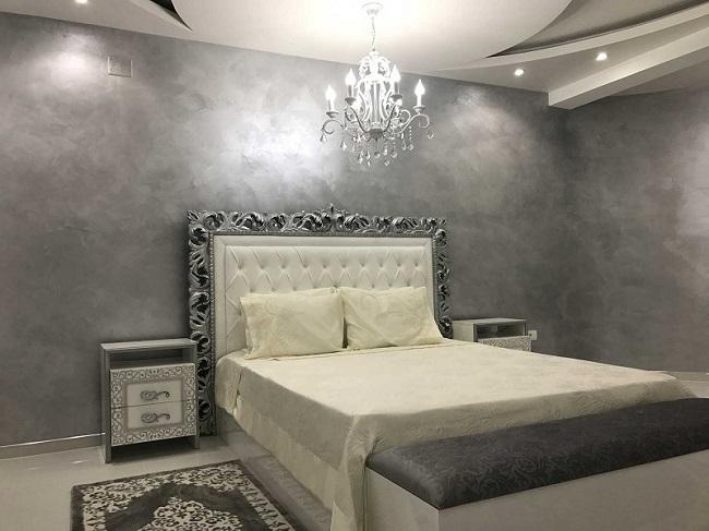 венецианка в спальне