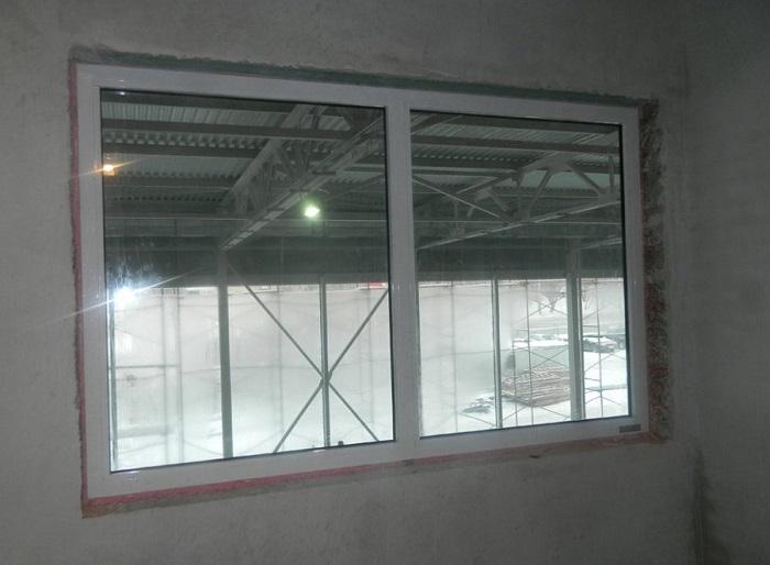 противопожарные окна на предприятии