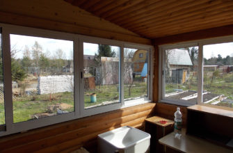 раздвижыне алюминиевые окна для веранды