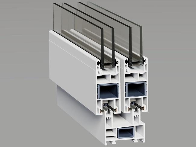металлопластиковые раздвижные системы SWS