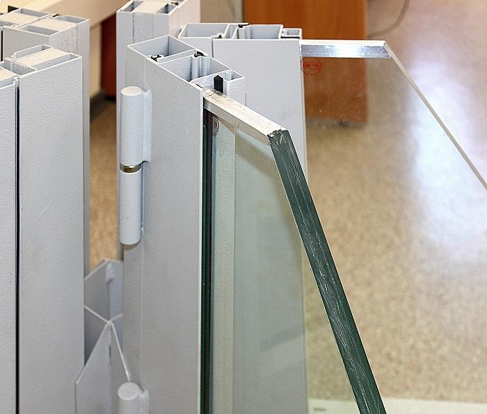 алюминиевые рамы для противопожарных окон
