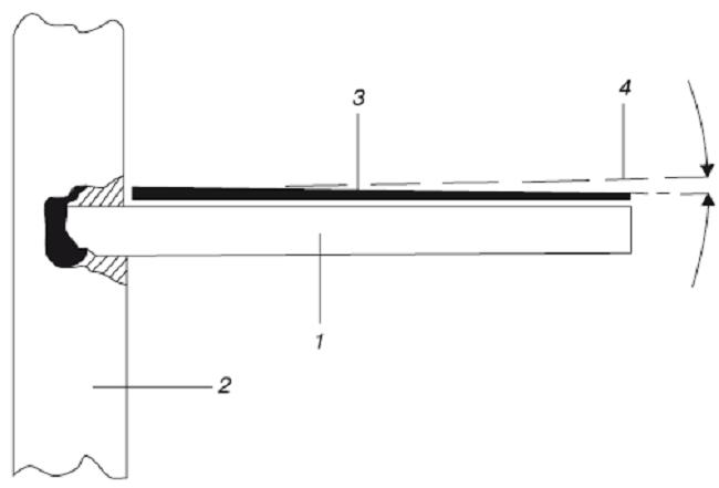 балконная плита схема
