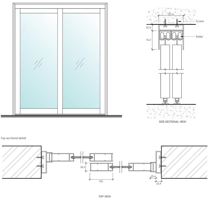 двери слайдинг для балконов